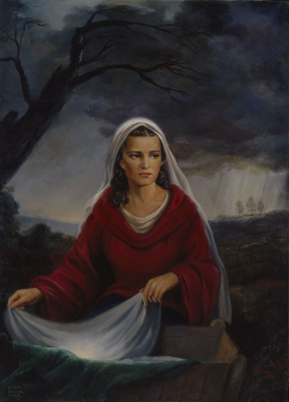 Madonna of the Storm